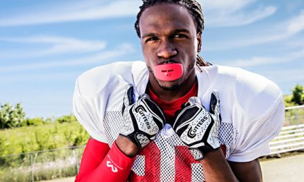United Sports Brands Signs NFL Pro Jamaal Charles Across Three Brands