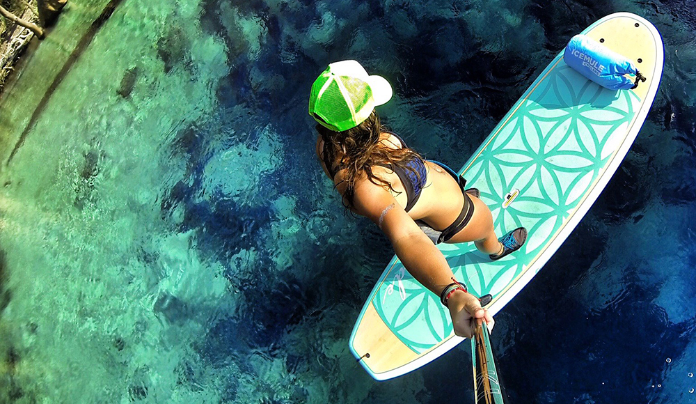 Ten Reasons For Your Customers to Try Paddle Board Yoga
