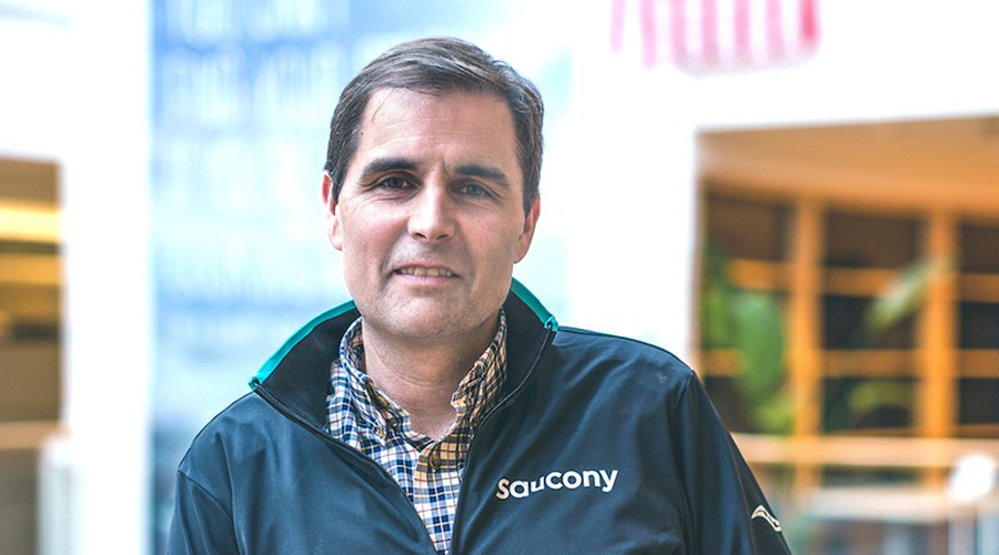 One-on-One With Patrick O'Malley, Saucony President