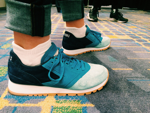 Brooks departs from performance to create a line of heritage shoes that reference vintage models.