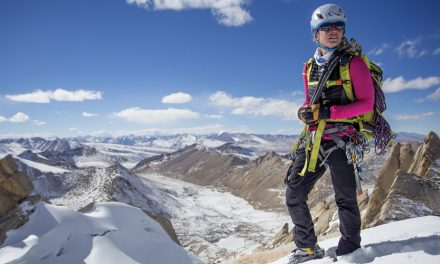 Tasc Supports Female Athletes in 50 Peaks Challenge