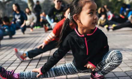 Nike Commits to Kids Physical Education Across China