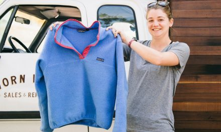 Patagonia Opens New Front in Sustainability Arms Race