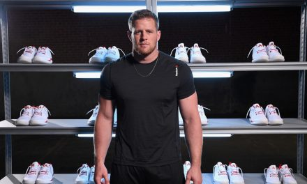 Reebok and J.J. Watt Release Teased Signature Shoe