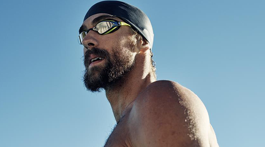 Phelps Competes in Olympic Trials in Nail-biting Return