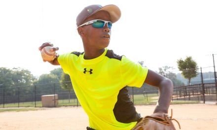 Under Armour Eyewear Gets Exclusive with Ripken Baseball