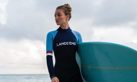 Lands' End Gets Sporty, Enters Activewear Pool
