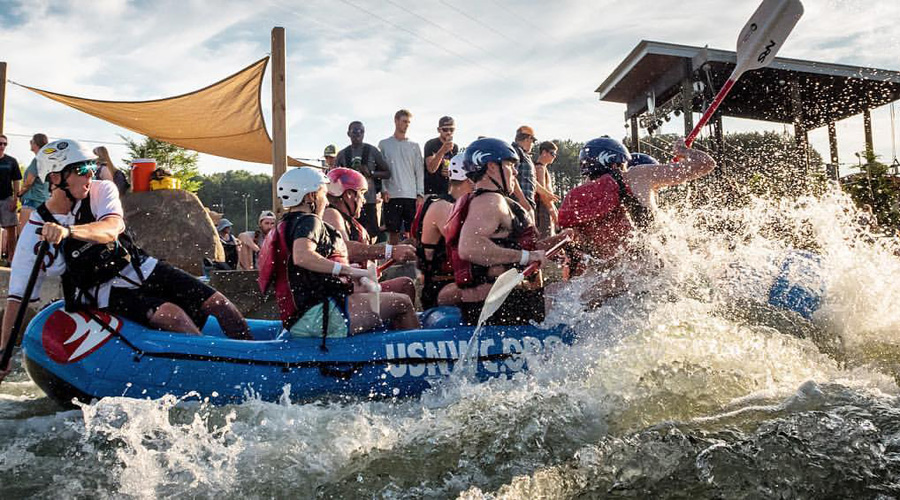 Whitewater, Surf Parks Face Scrutiny In Wake Of Fatal Amoeba Infection