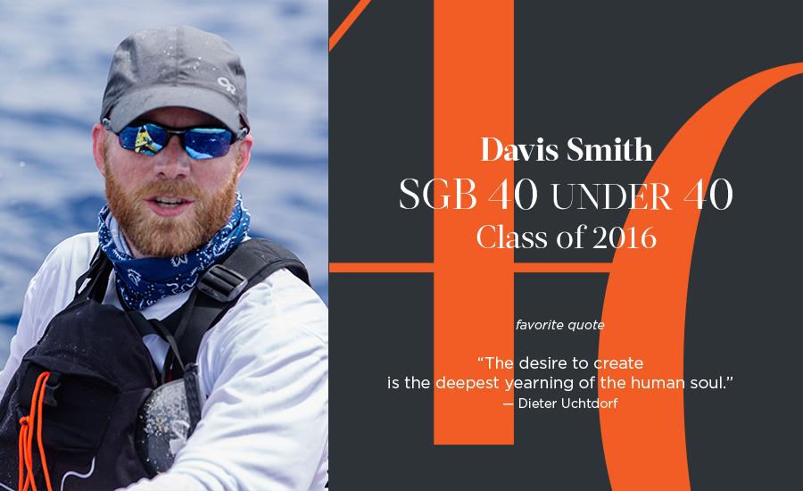 Davis Smith, SGB 40 Under 40 Class of 2016