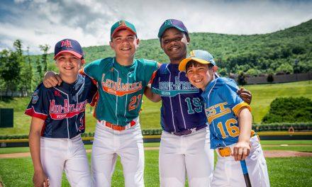 Russell Athletic and Little League Modernize Uniforms
