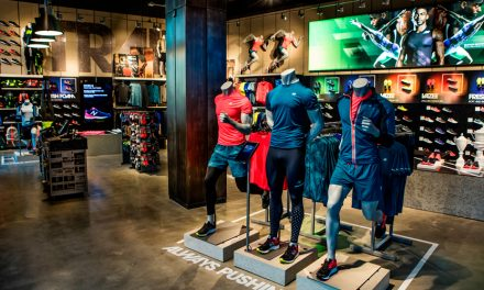 New Balance Opens First U.S. Flagship Store