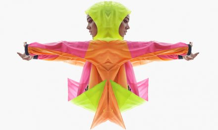 NikeLab & Louis Vuitton Designer Create 'Packable Sport Style' Line