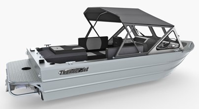 Thunder Jetu0027s entry-level 180 Eco Jet can be customized with dozens of options & Brunswick Acquires Boat Builder Thunder Jet | SGB Online