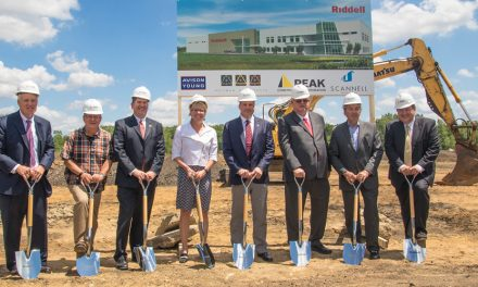 Riddell Breaks Ground on New Assembly Facility