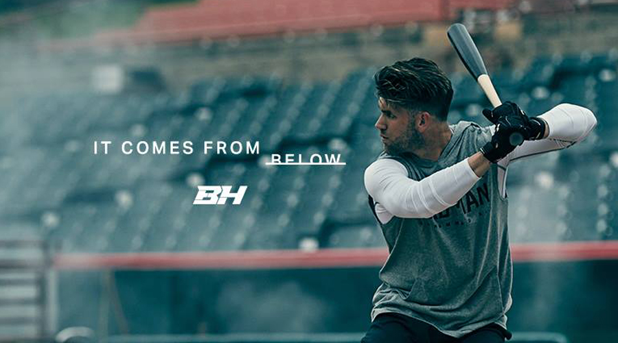 6cef91814cbb Under Armour Rallies Bryce Harper, Cam Newton in Upcoming Campaign ...