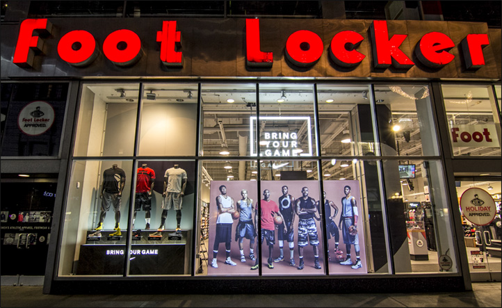 new arrival 6c004 e8e74 Nike Inc. Makes Up Two-Thirds Of Foot Locker's Sales In 2017 ...