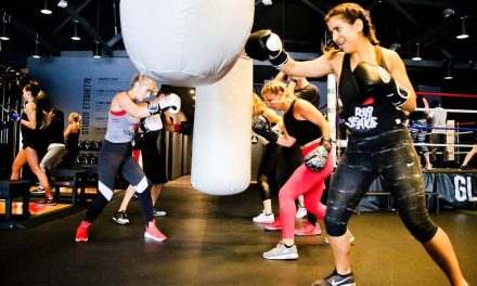 Under Armour Partners With Boutique Boxing Studio