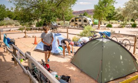 Camping Popularity Grows With Addition Of 6 Million New North American Campers Since 2014
