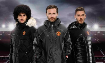 Columbia Releases Manchester United Line