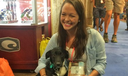 Love at First Lick: 15 Dogs Adopted At Outdoor Retailer