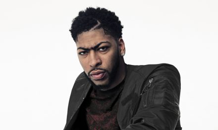 Saks Fifth & NBA's Anthony Davis Release Luxe Athleisure Capsule