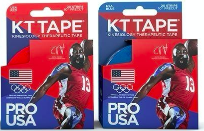 KT Tape Sponsoring 14 Olympic and Paralympic Athletes