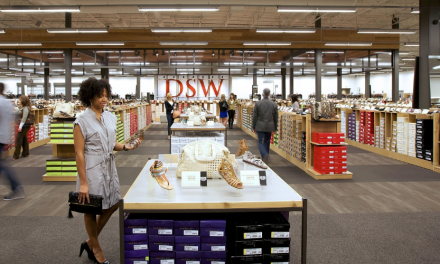 Athletic Sparkles Again For DSW