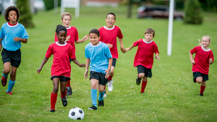 Parents Poised to Spend Less on Kids' Sports