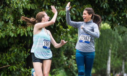 Millennial Running Study Looks At Attitudes And Behaviors
