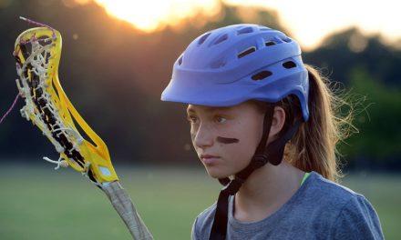 Girls' Sport Company Turns Spotlight To Lacrosse Head Protection