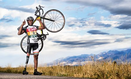 ProForm Sponsors Disabled Cyclist Ride From Dallas To D.C.