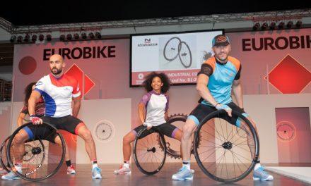 Taiwanese Vendors Showcase E-bike Innovations