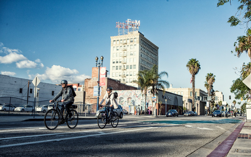 Shifting The U.S. Bike Industry Beyond Sport