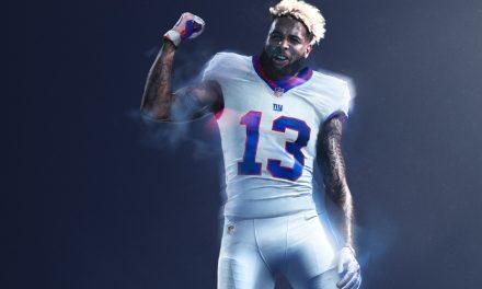 Nike, NFL Unveil 'Color Rush' Uniforms