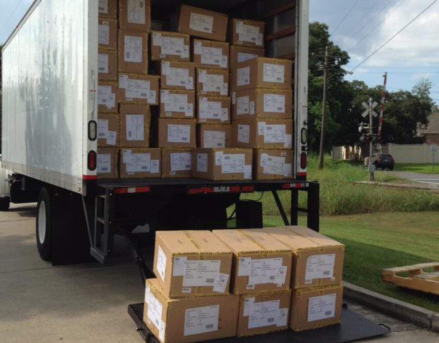 Pearl Izumi sends 4,000 shoes