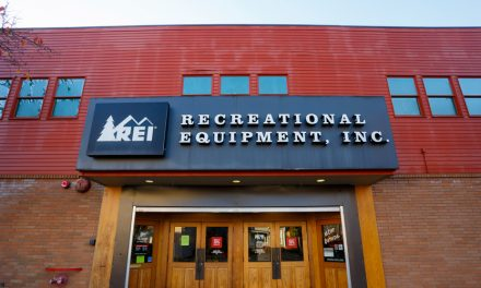 REI Sees 5.5 Percent Sales Gain In 2016