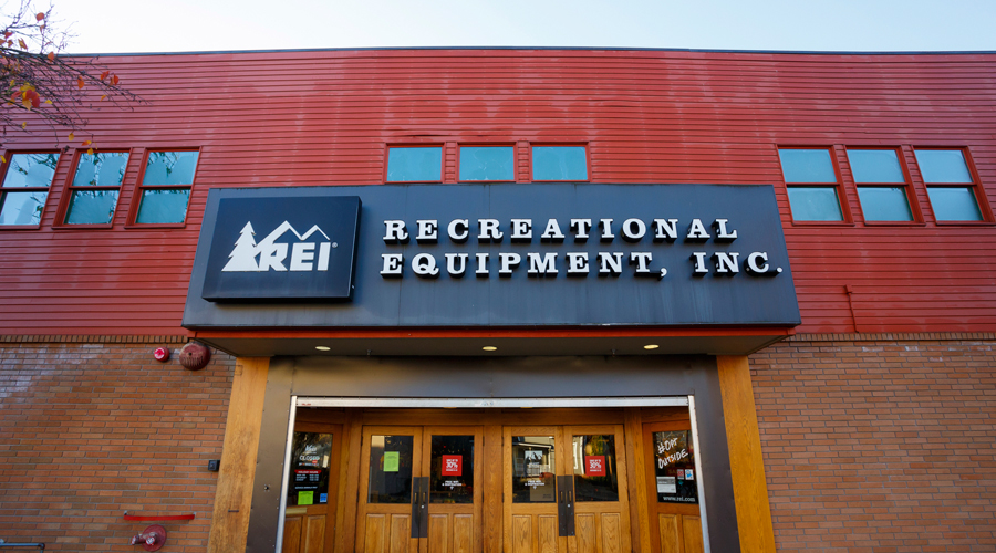 REI Posts Record Sales In 2017