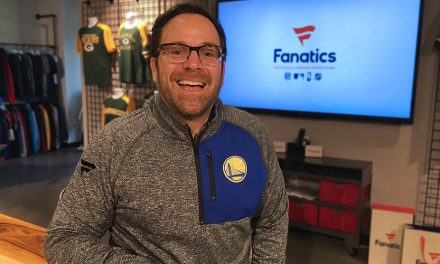 One-On-One With Raphael Peck, President, Fanatics Branded