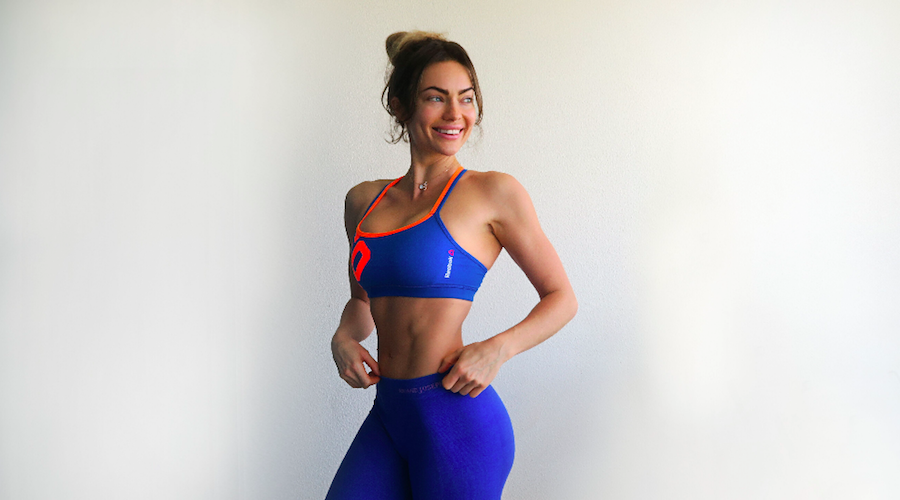 Reebok Partners With Fitness Expert Emily Skye