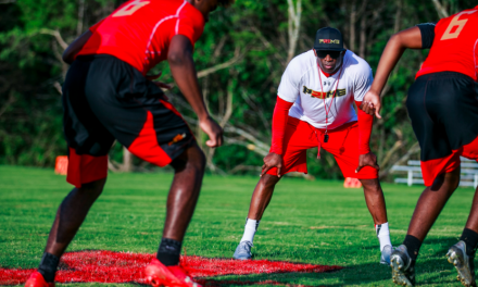 Under Armour Partners With Deion Sanders On Footwork Challenge