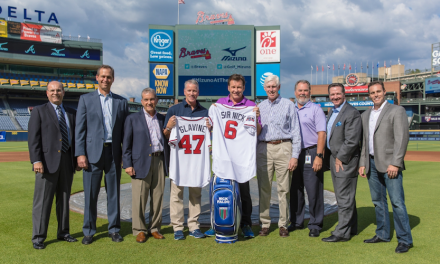 Mizuno, Braves Announce Long-Term Partnership