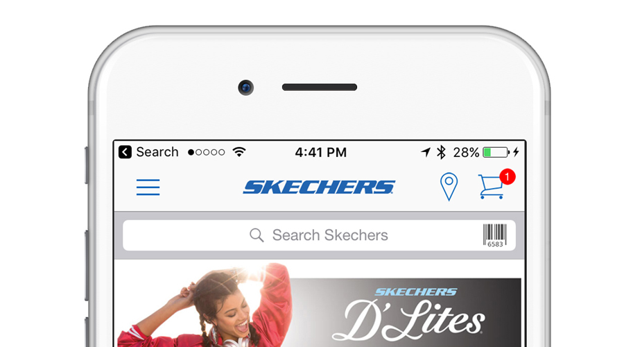 Skechers Mobile App Aims To Speed Checkout