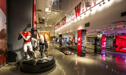 Under Armour Opens Wisconsin Brand House