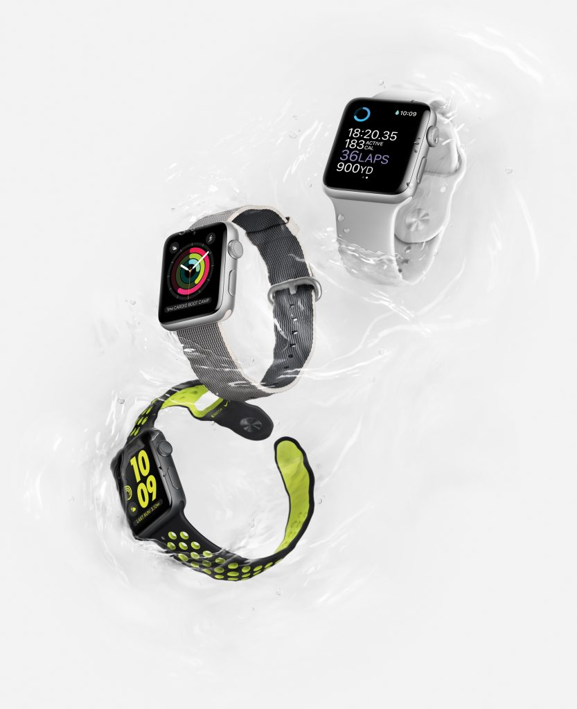 The full Apple Watch Series 2 line