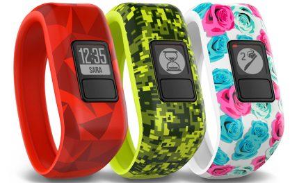 Does Garmin Want Kids Fitness Data?