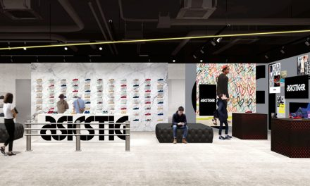 Asics Tiger Gets A New Logo And Store