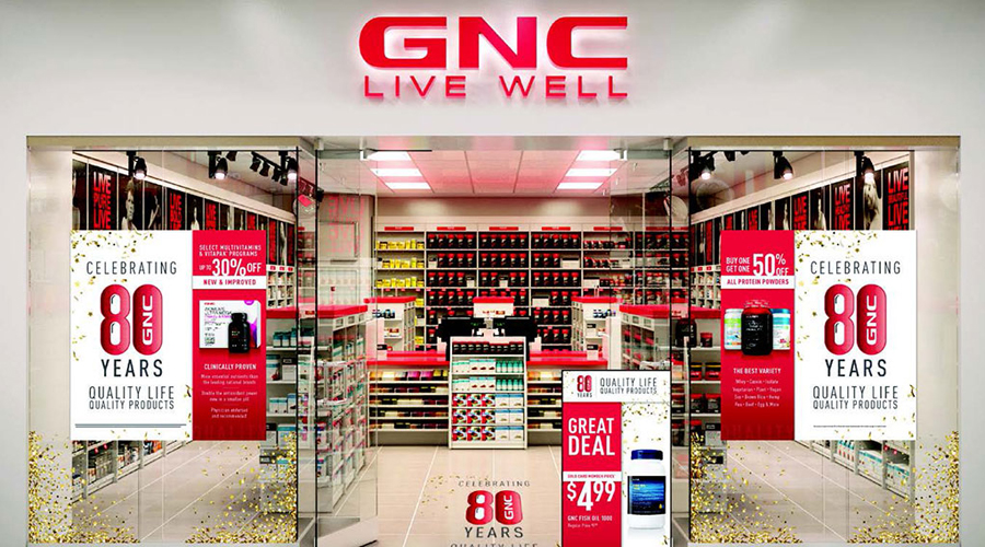 Downtrend Continues For GNC In Q3   SGB Media Online