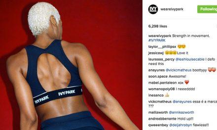 Beyoncé Uses Instagram To Tease F/W Ivy Park Line