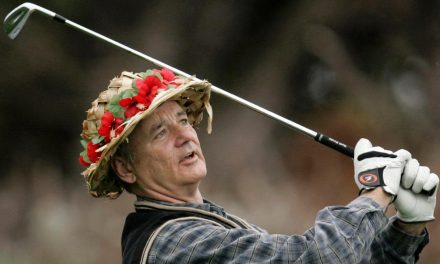 How Did Bill Murray Get His Own Golf Line?