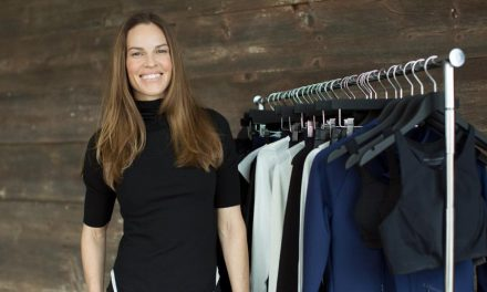 Hilary Swank Has A High-Priced Activewear Brand